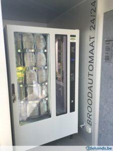 Occasie broodautomaten
